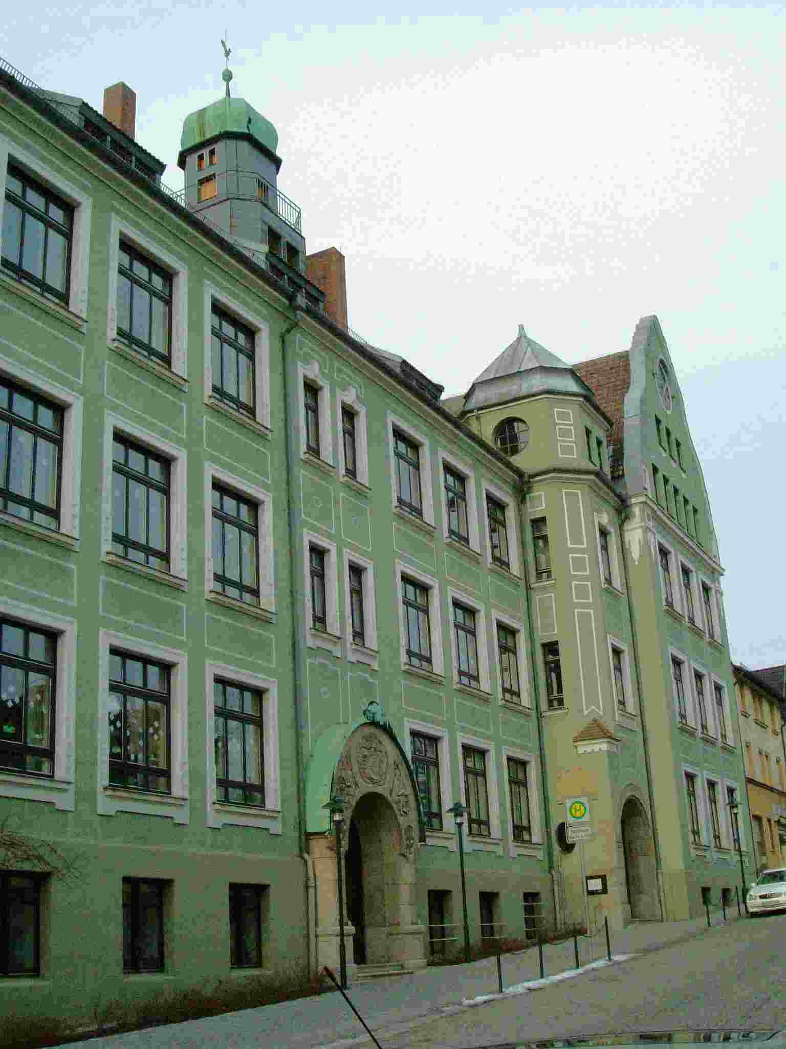 Pestalozzischule Rehau